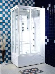 steam shower kit india showers with massage tubs walk in 1 steam shower kit