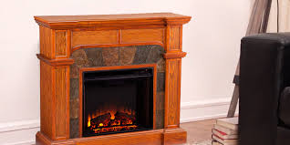 southern enterprises fa9285e electric fireplace with tv stand in the use