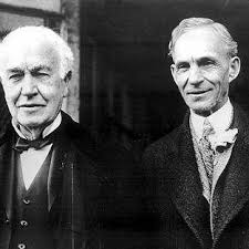 henry ford with thomas edison. Fine Ford The Ford Edison Winter Estate Inside Henry With Thomas H