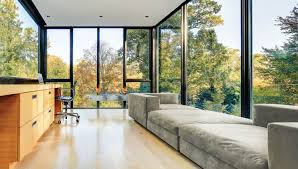 whether it s a wall of glass or uniquely sized custom windows we work closely with architects to meet the structural and minimalist aesthetic requirements