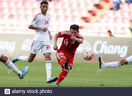 Football Soccer United Arab Emirates High Resolution Stock Photography and  Images - Alamy