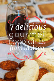 gourmet food gifts from malaga