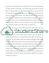 a reflection on langdon gilkeys shantung compound book report review related essays reflection book