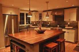 reasons of choosing wood kitchen countertops and the maintenance the new way home decor