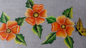 fabric painting tutorial for beginners fabric painting on clothes you