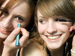 start wearing make up how high bans makeup removes mirrors to down on vanity today