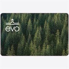 evo Gift Cards