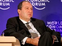 Armen Sargsyan is far from Armenian issues | Vestnik Kavkaza
