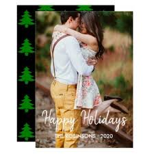 <b>Handwriting</b> overlay Happy Holidays <b>family</b> photo Card - overlay ...