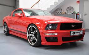 Prior Design releases new body kit for the 2005-2009 Ford Mustang ...