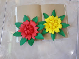 Make Easy Paper Flower How To Make Easy Paper Flowers Skill Flair Easy Craft