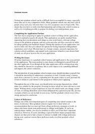 Ultimate Resume Or Cv For Graduate School For Cv Curriculum Vitae