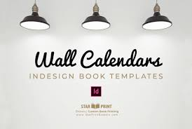 Wall Calendar Template Download | Star Print Brokers
