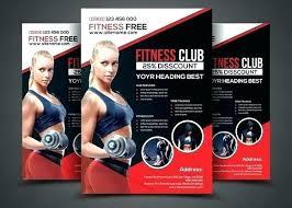 Brochure Gym Officialhaleybennett Com