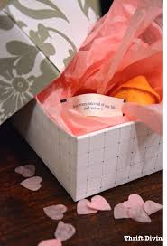 how to make a gift box from sbook paper small gifts food and