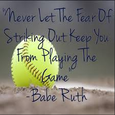 40 Best Softball Quotes Images On Pinterest Softball Things Stunning Pinterest Softball Quotes