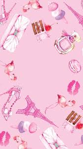 Girly Backgrounds Wallpapers Data-src ...