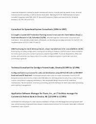 Investment Banking Analyst Resume Cool Entry Level Finance Resumes Fresh Investment Banking Resume Elegant