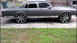 FLAWLESS 1989 CAPRICE (BOX) CLASSIC FOR SALE!!!! - YouTube