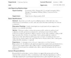 Resume For A Bank Teller Resumes For Bank Jobs Banking Operations Officer Resume Bank Teller