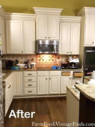 ouro romano countertop laminate kitchen cabinets makeover inspirational kitchen makeover in linen milk paint photos of