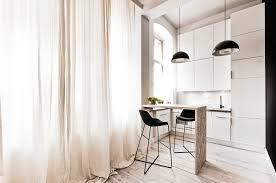 Studio Loft Apartment 312 Square Foot Studio Loft Apartment In Poland Idesignarch