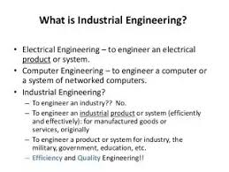I Am Pursuing Industrial Engineering And Want To Do Ms After
