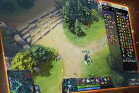 in game interface update dota 2