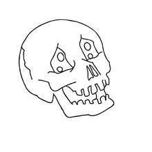 Small Picture Scary candlestick holder coloring pages Hellokidscom