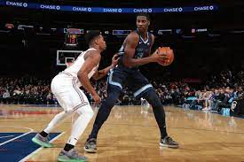 Memphis Grizzlies vs. New York Knicks ...
