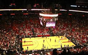 Miami Heat Interactive Seating Chart Miami Heat Seating Chart Map Seatgeek