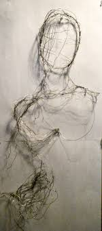 Wire Art 231 Best Wire Art Images On Pinterest