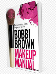 bobbi brown makeup manual for everyone from beginner to pro cosmetics font pink m silk fiber uses png 708 1192 free transpa