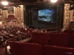 Cadillac Palace Theatre Dress Circle Right Rateyourseats Com