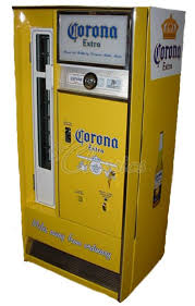 Beer Vending Machine For Sale Adorable Corona Beer Vending Machine Man Things Pinterest Corona Beer