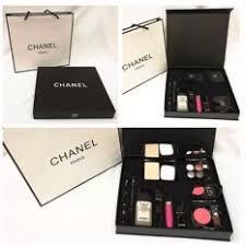 chanel makeup. limited offer chanel make up 9 in 1 sets makeup