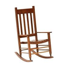 white wooden rocking chair. Chair Rocking Shop Garden Treasures Natural Patio At Chairs Image Fireplace Furniture Walmart White Wood Wooden