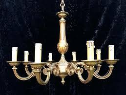 chandelier parts com antique brass chandelier