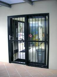 master lock door security bar how to lock a sliding glass door from the outside