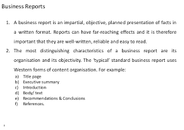 Writing A Business Report   Images Australian Business Report Report Format Essay
