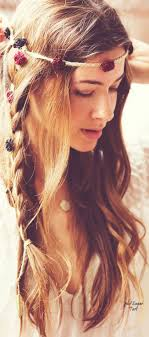 Headband Hair Style best 20 hippie hairdos ideas woodstock fashion 2651 by wearticles.com