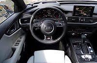 audi 2015 a7 interior. interior facelift audi 2015 a7
