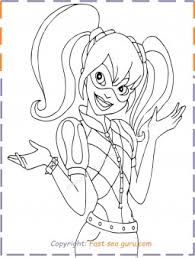 Find more coloring pages online for kids and adults of lego harley quinn coloring pages to print. Harley Quinn Coloring Pages To Print Out Free Kids Coloring Pages Printable