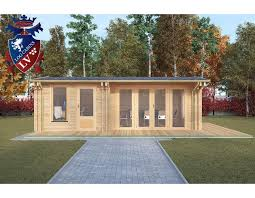 home office cabins. The Mull Insulated Office Log Cabin Home Cabins O