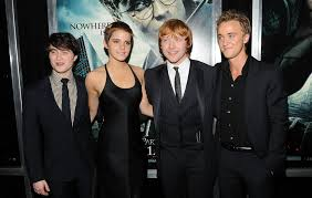 Evan agostini/invision/ap and willy sanjuan/invision/ap. Harry Potter Actor Tom Felton Shares Adorable Throwback Video With Emma Watson And Daniel Radcliffe