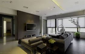 Modern Apartment Living Room