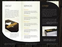 Template Brosur How To Design Brochure In Photoshop Template Brosur Photoshop 60