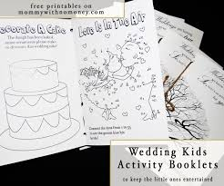 Check out these free printable place cards from download and print! Wedding Coloring And Activity Book