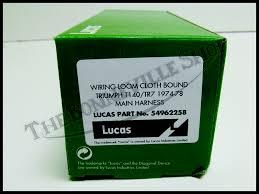 triumph tr7 t140v lucas wiring harness pn s 54962258 54961593 19 54962258 02 genuine lucas wiring harness t140 1974 78 photo 5496225804genuinelucaswiringharnesst1401974 78 zpse01a5325 jpg