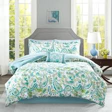 blue paisley comforter clay alder home paisley comforter and cotton sheet set ralph lauren blue paisley